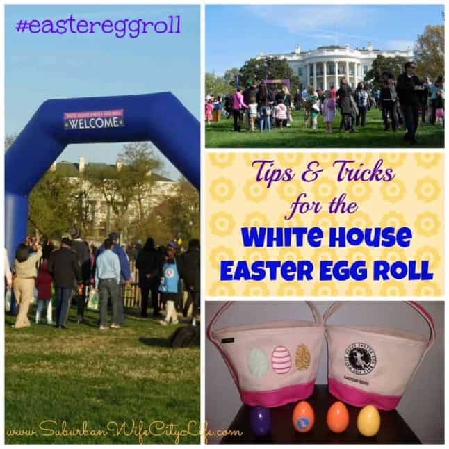 Tips & Tricks for the White House Easter Egg Roll
