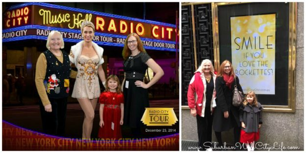 Radio City Rockette picture