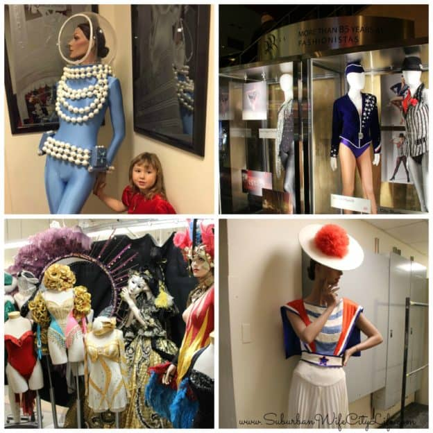 Radio City costumes