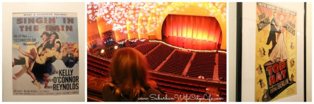 Radio City stage