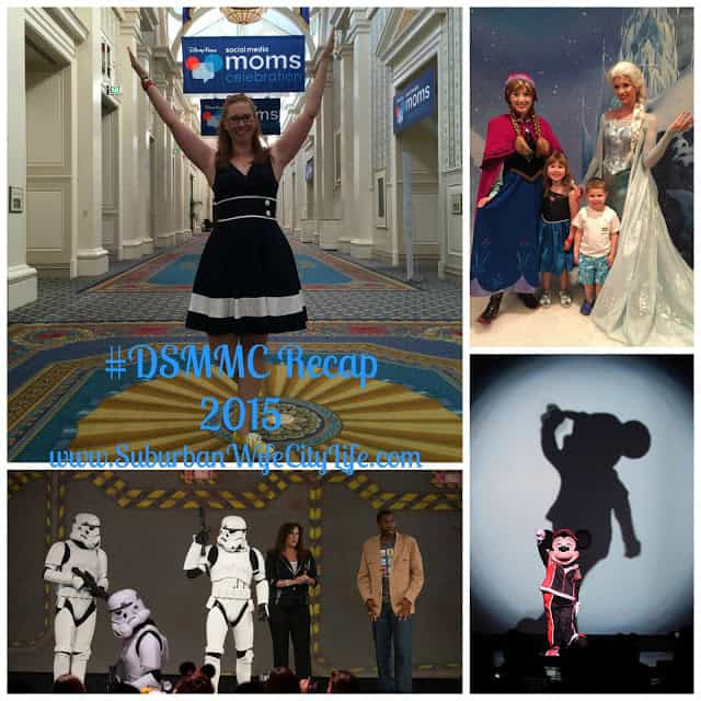 Disney Social Media Moms Celebration 2015 Recap