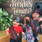 Disney The Pirates League