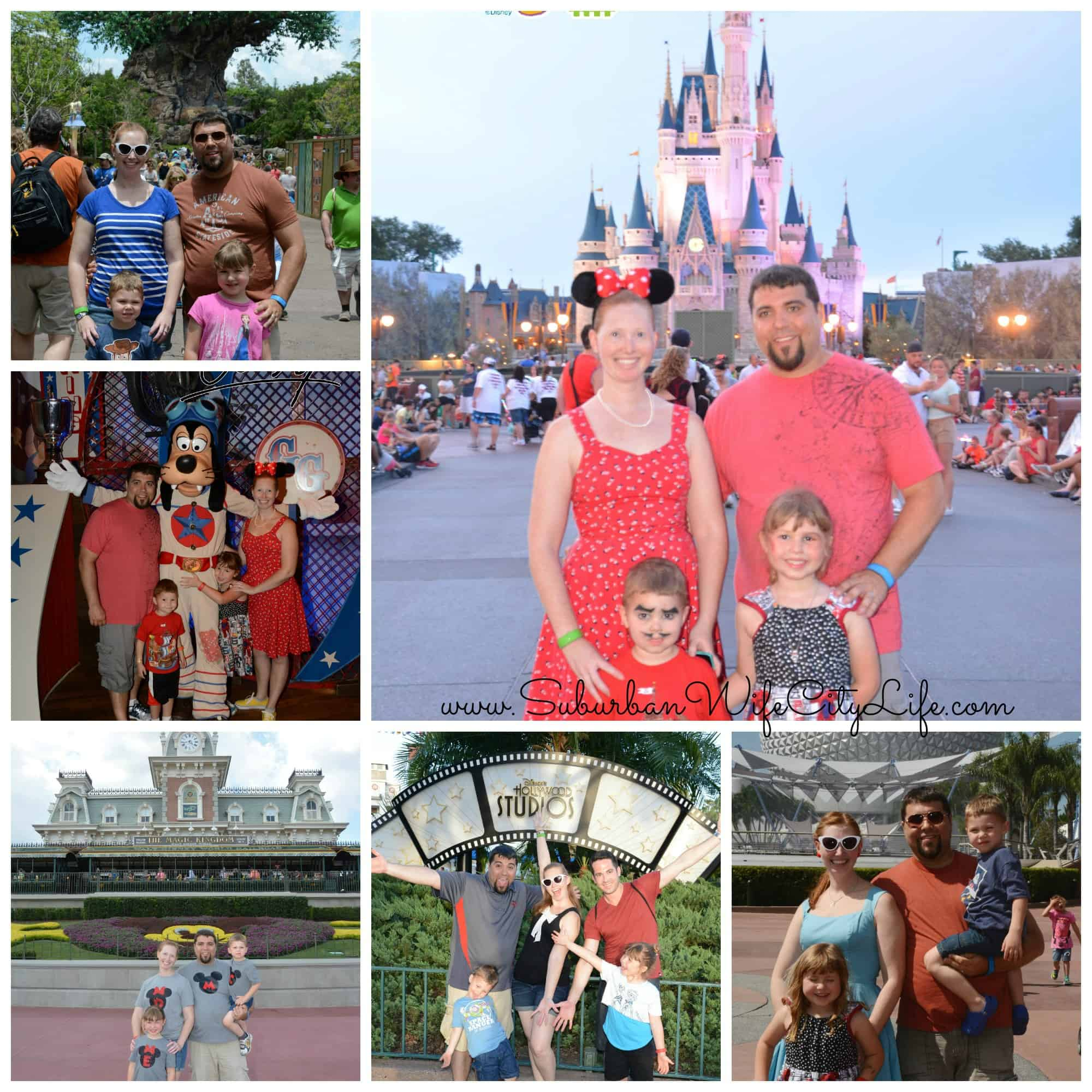 Mother's Day in Disney World