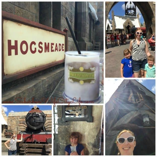 Universal Orlando-Hogsmeade