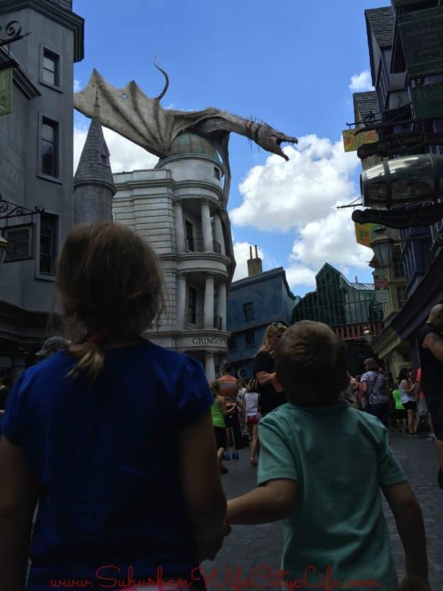 Universal Orlando-dragon