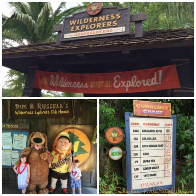 Wilderness Explorers at Disney World