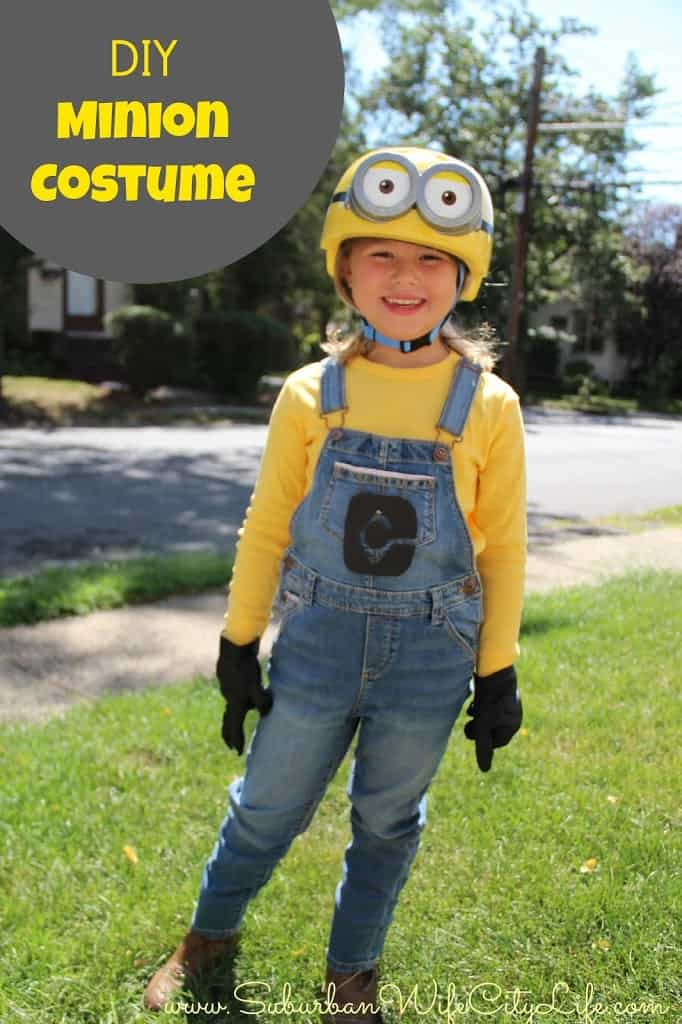 DIY- Minion Costume