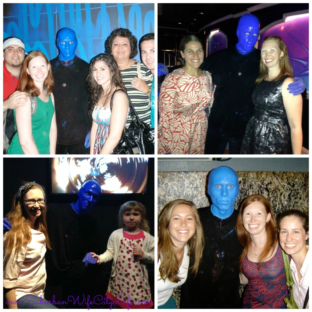 Blue Man Group is for Everyone