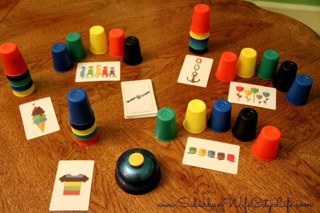 Quick Cup Family Game