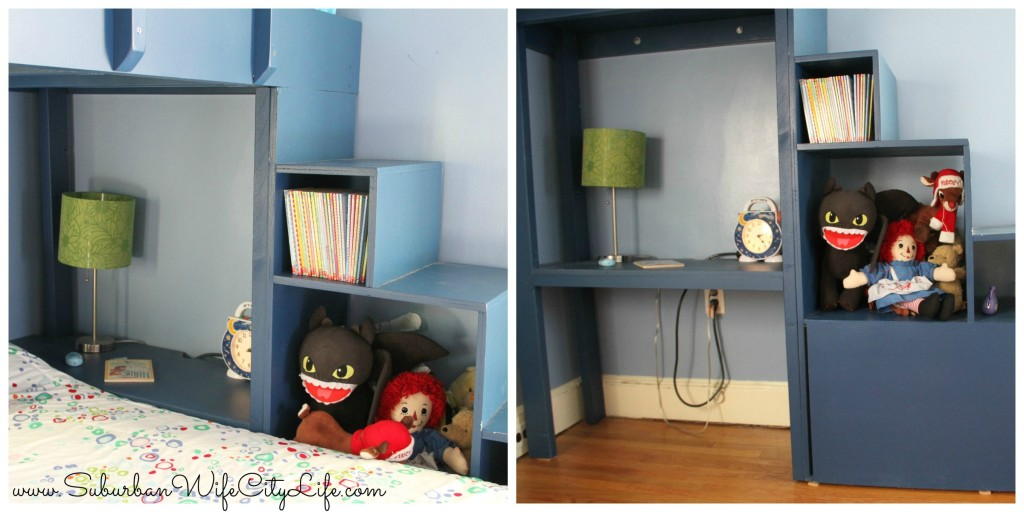 Bunk Bed shelf