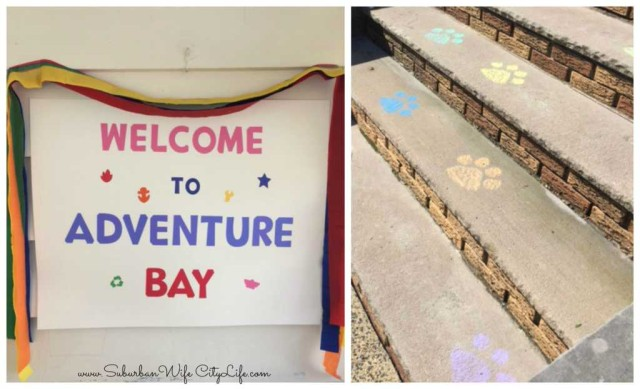 Paw Patrol Party entry