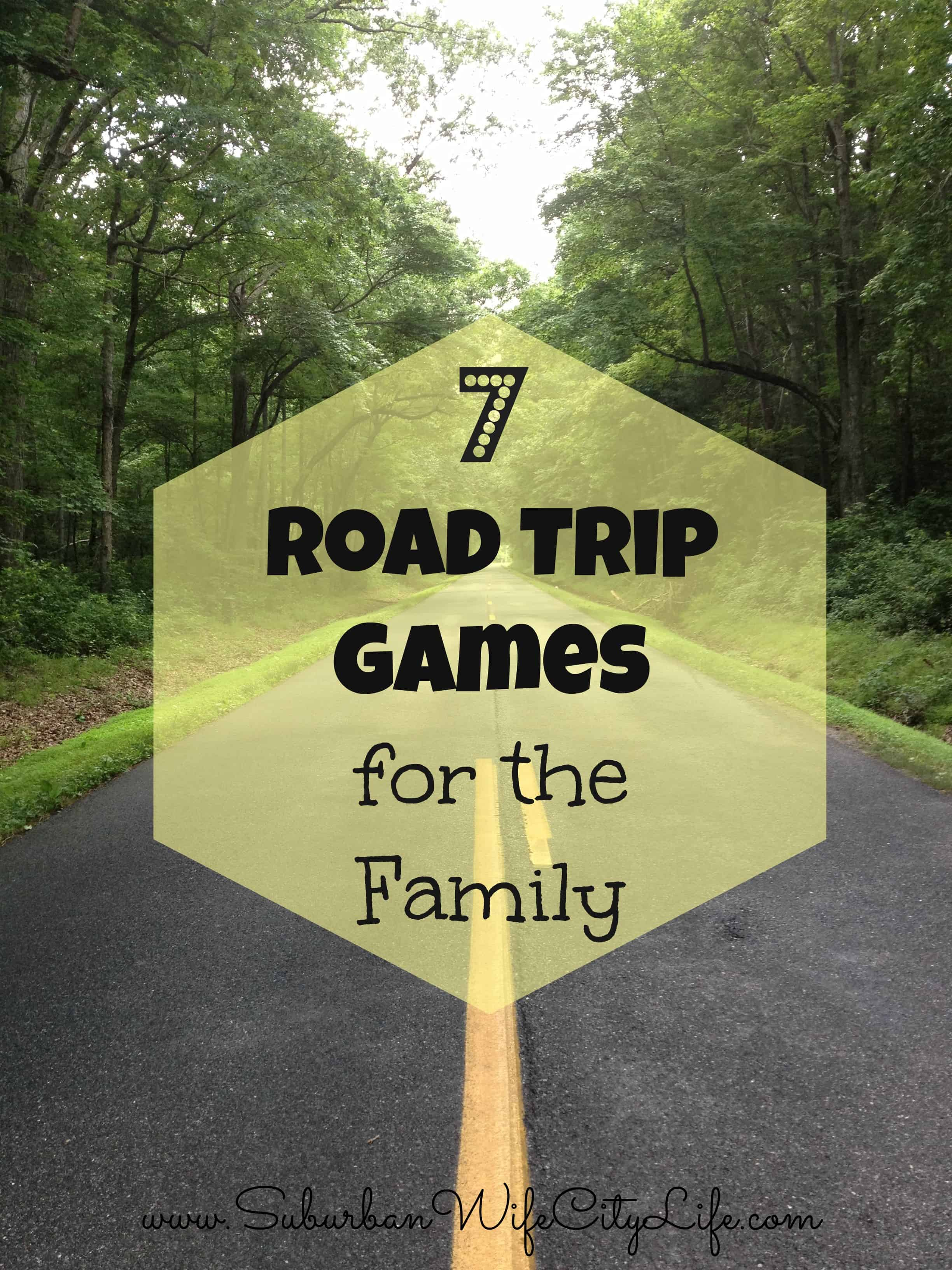 7 Road Trip Games for the Family