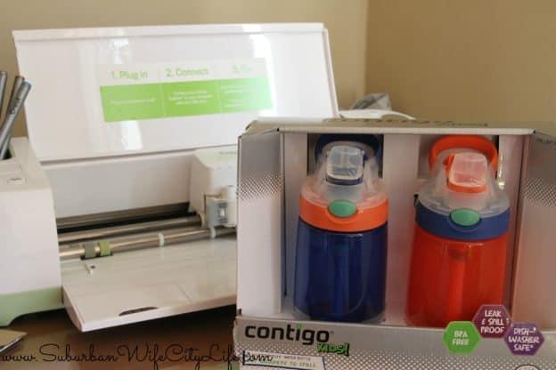 DIY Kids Water Bottle
