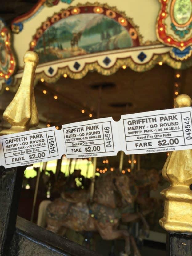 Griffith Park Merry-Go-Round