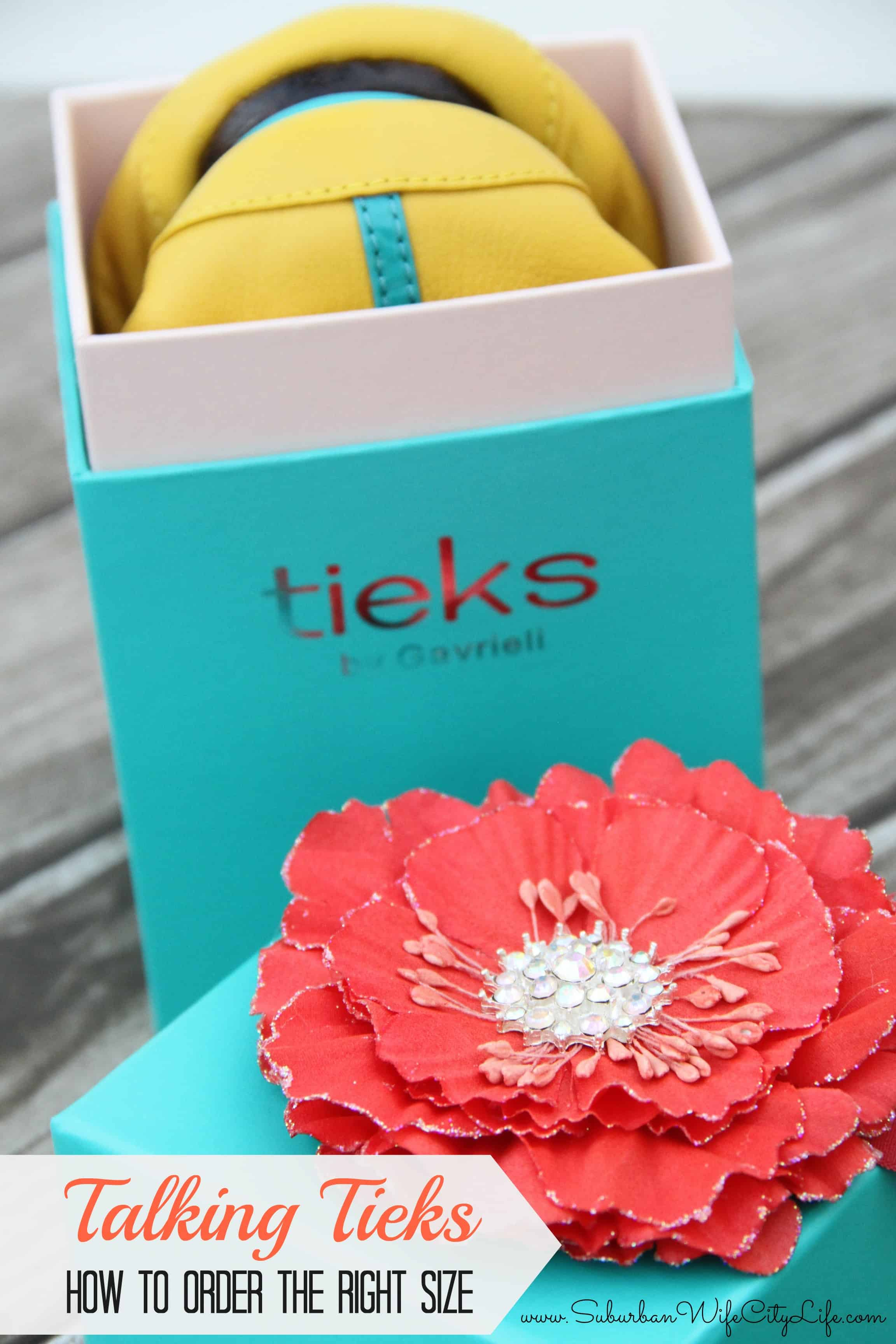 Tieks: How to order the right size