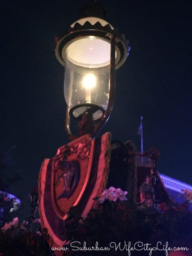 Disneyland Gas Streetlamps