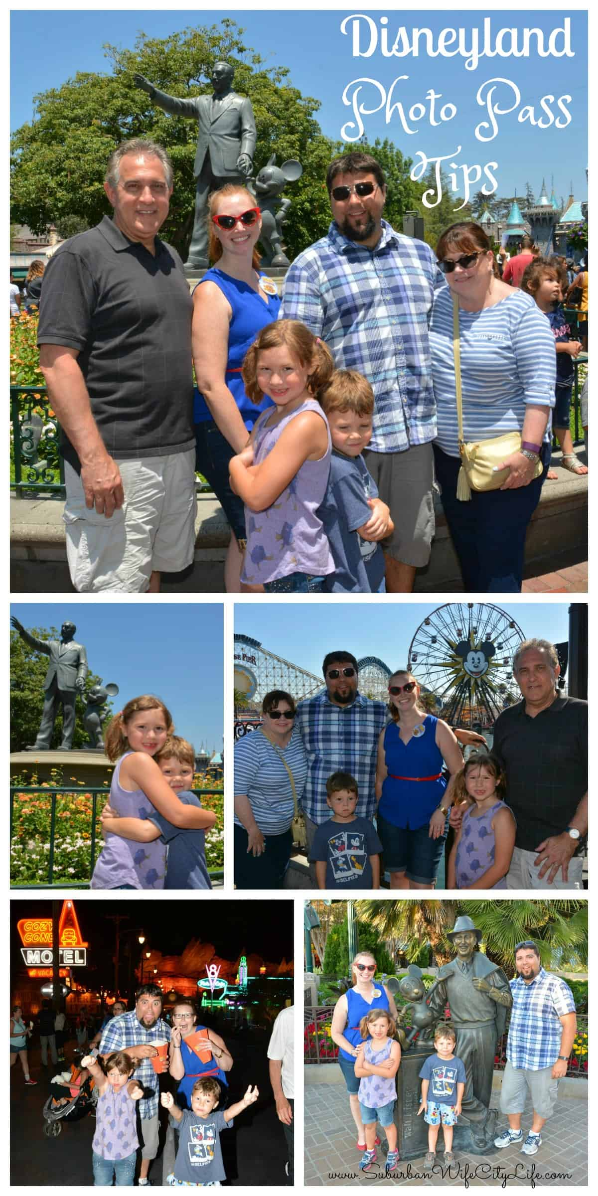 Disneyland Photo Pass