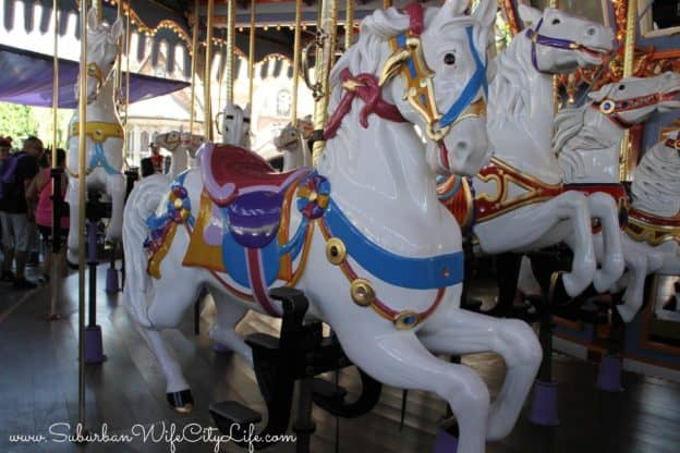 King Arthur's Carousel Champion