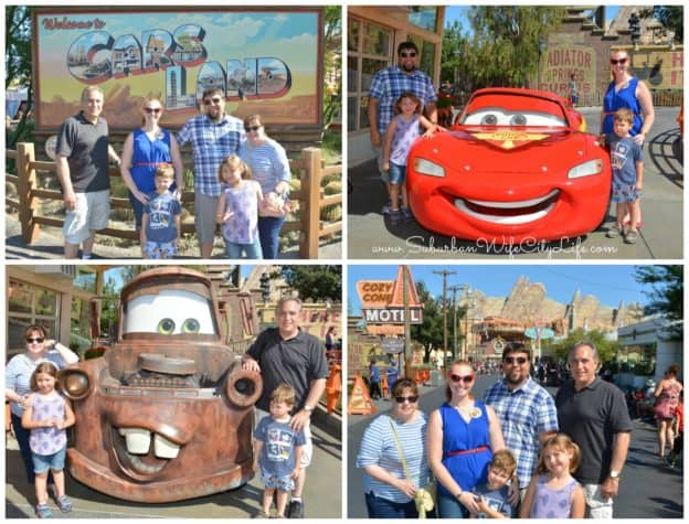 Photo Pass Carsland 2016