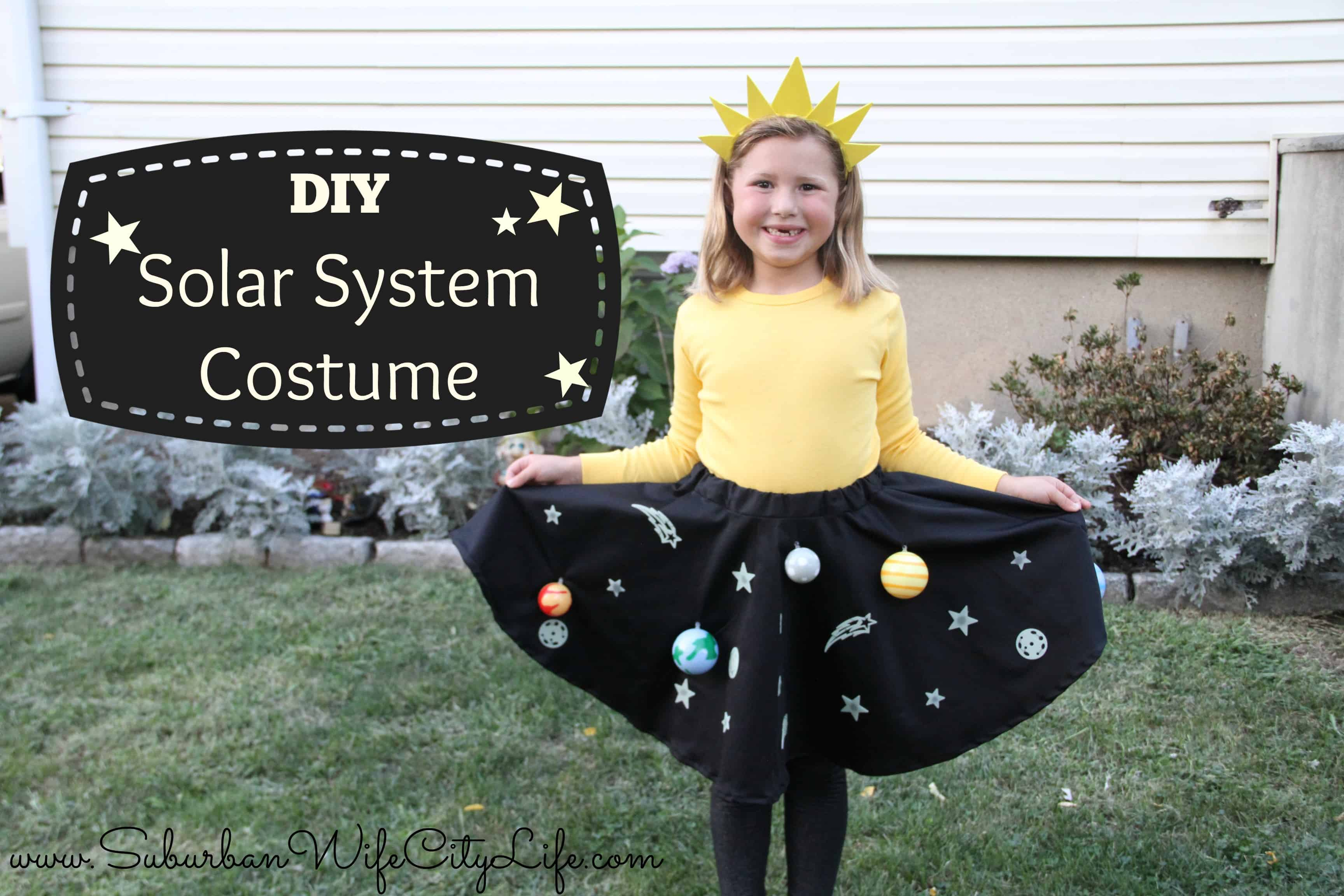 sexy solar system costume - photo #14