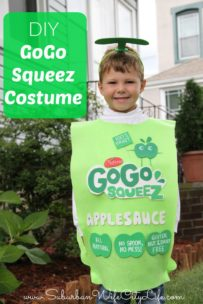 GoGo Squeez Costume