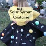 Solar System Costume DIY