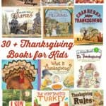 30+ Thanksgiving books for kids
