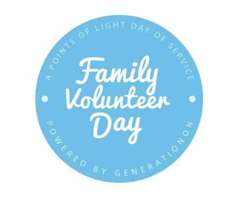 Family Volunteer Day 2016