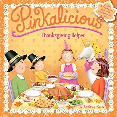 Pinkalicious Thanksgiving Helper