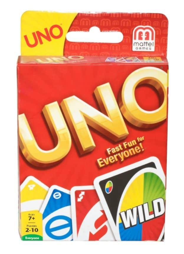 UNO Family Fun Game