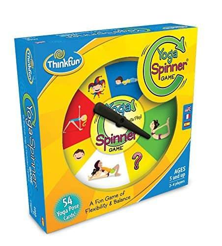 Yoga Spinner Game Family Fun Game