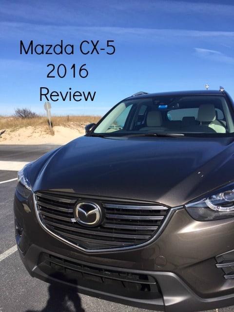 Mazda CX-5 2016 Review