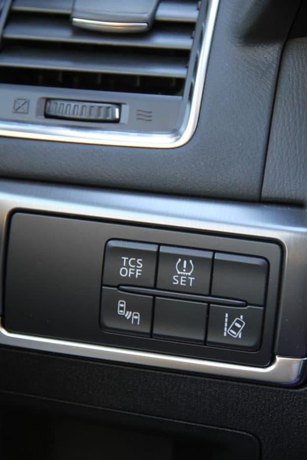 Mazda CX-5 Blind Spot Detection