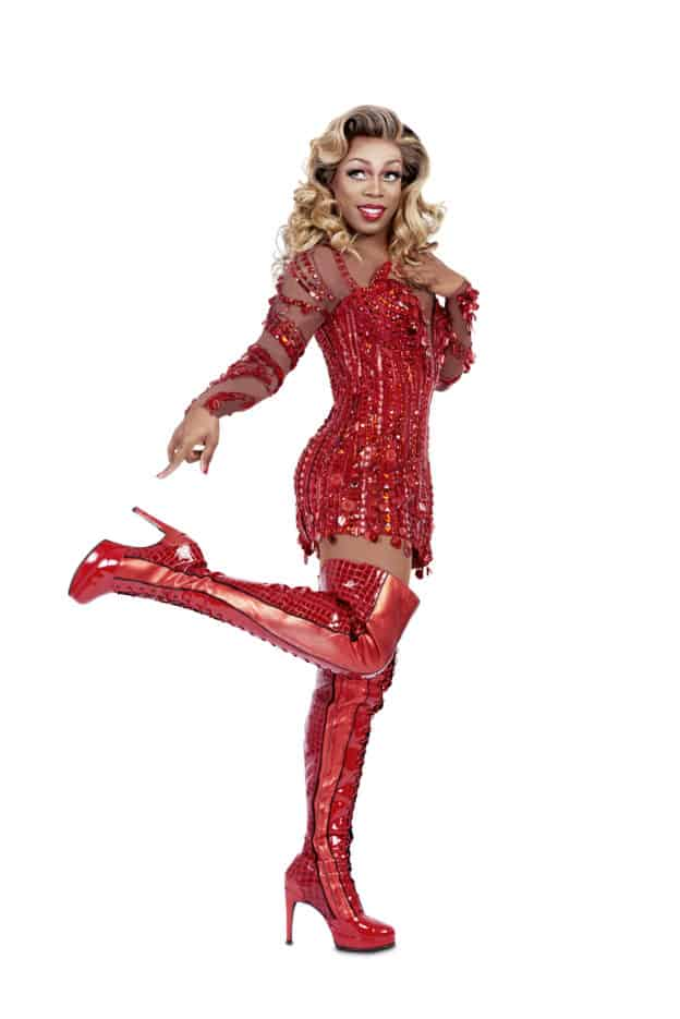 Kinky Boots Todrick Hall as Lola