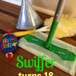 Swiffer turns 18