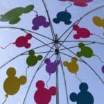 Disney Balloon Umbrella DIY