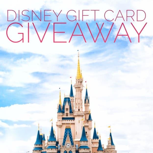Disney Giveaway May 2017