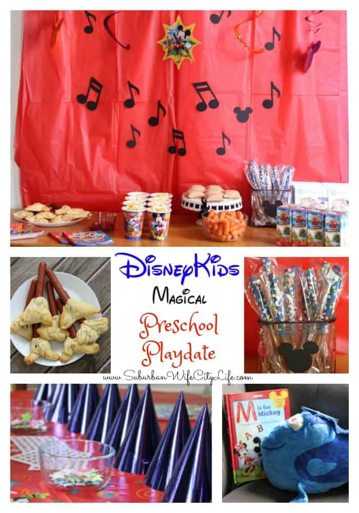 Disney Kids Magical Playdate