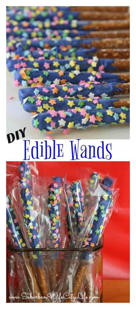 Edible Wand DIY