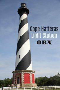 Cape Hatteras Light Station OBX