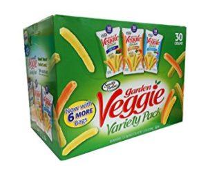 Veggie Straws Variety Pack