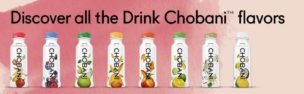 Drink Chobani