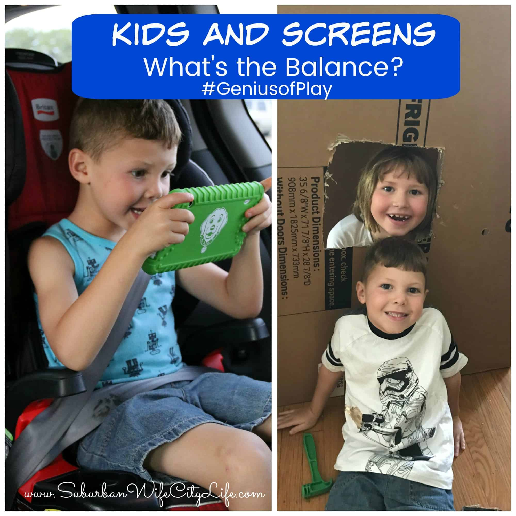 Kids and Screens – What's the balance?
