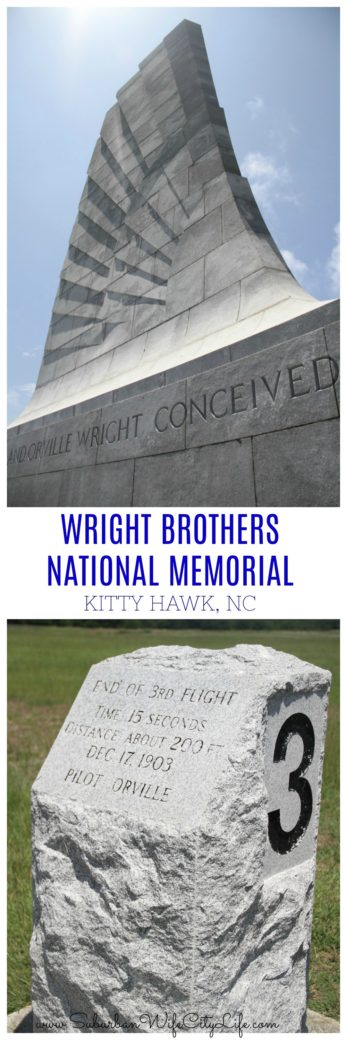 Wright Brothers National Monument in OBX
