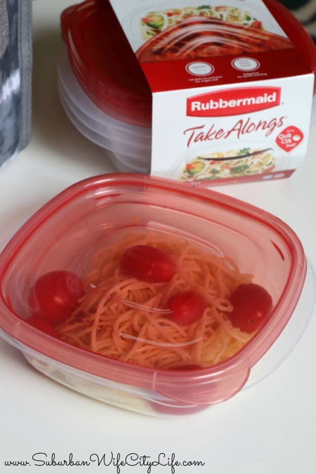 BabbleBoxx Rubbermaid Take Alongs
