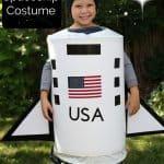 DIY Spaceship Costume