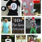 10+ No-Sew Halloween Costumes