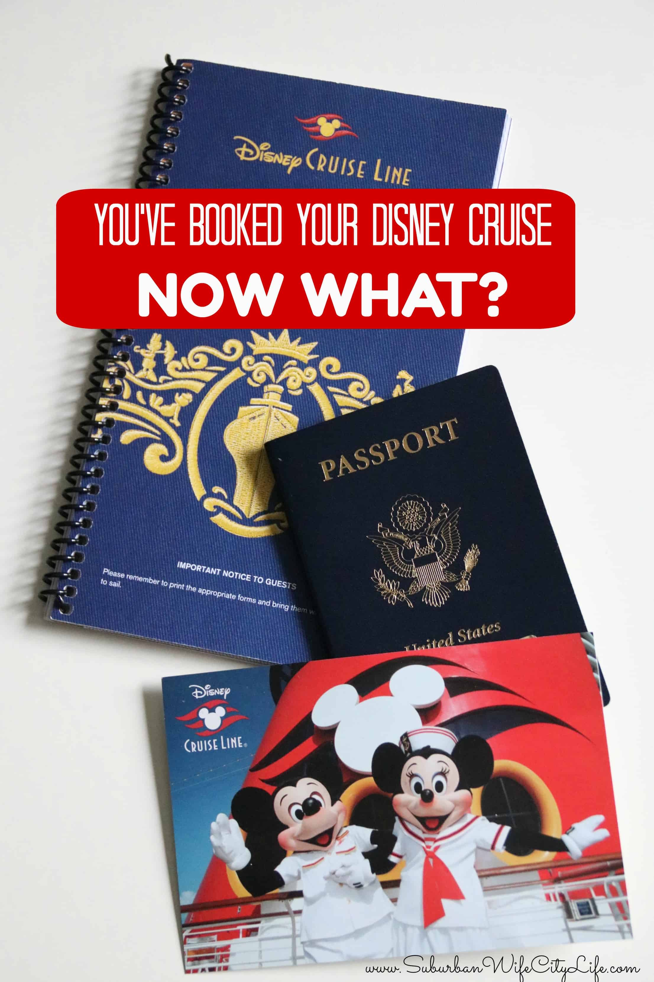 You've booked your Disney Cruise Now What?