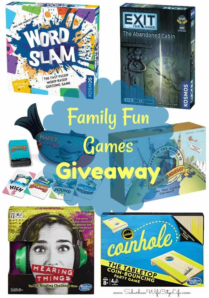 Family Fun Games