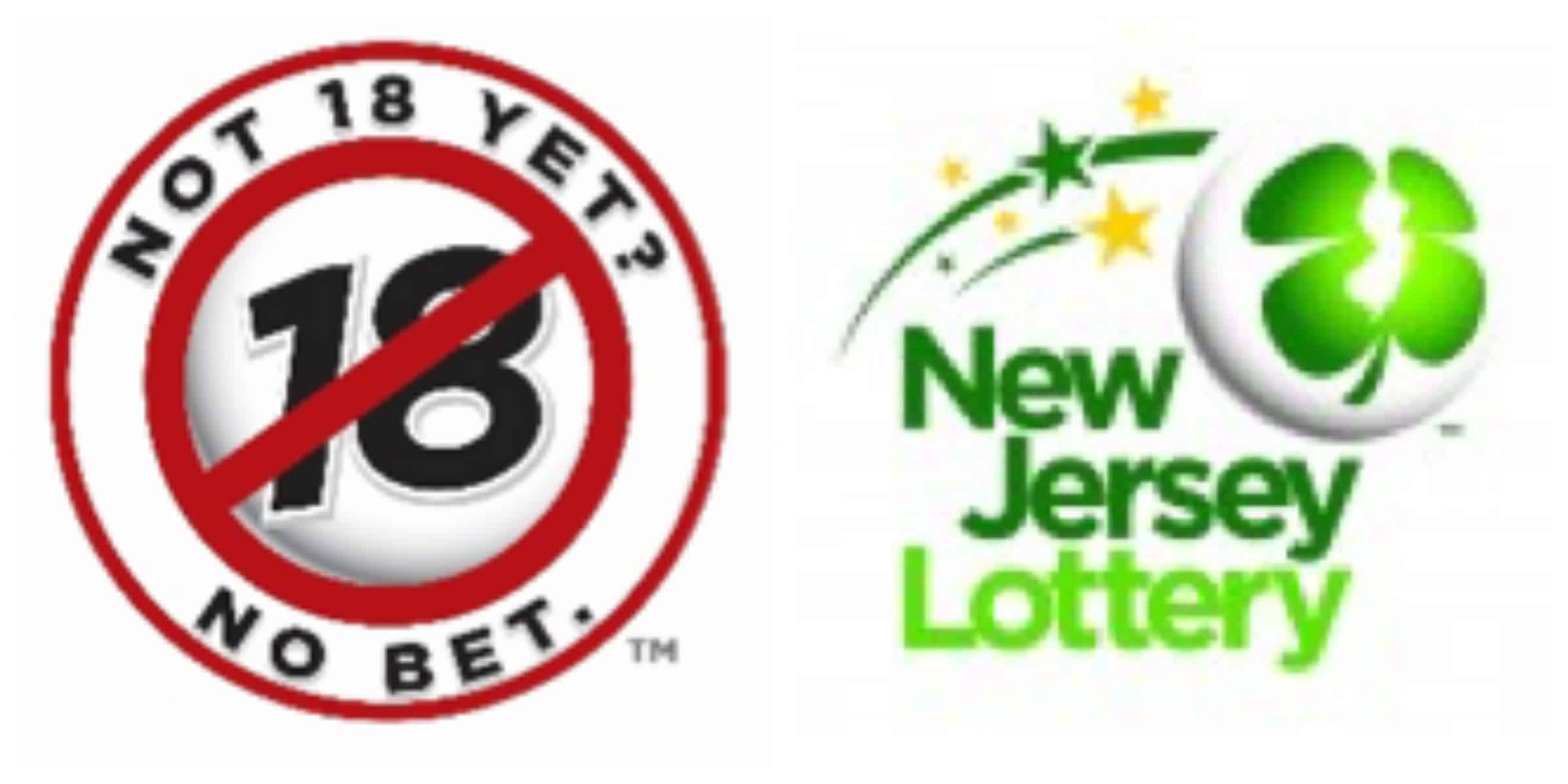 NJ Lottery must be 18 to play